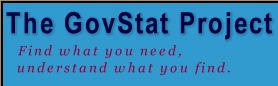 GOVSTAT project: Finding what you need, understanding what you found
