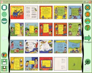 comic strip book report instructions