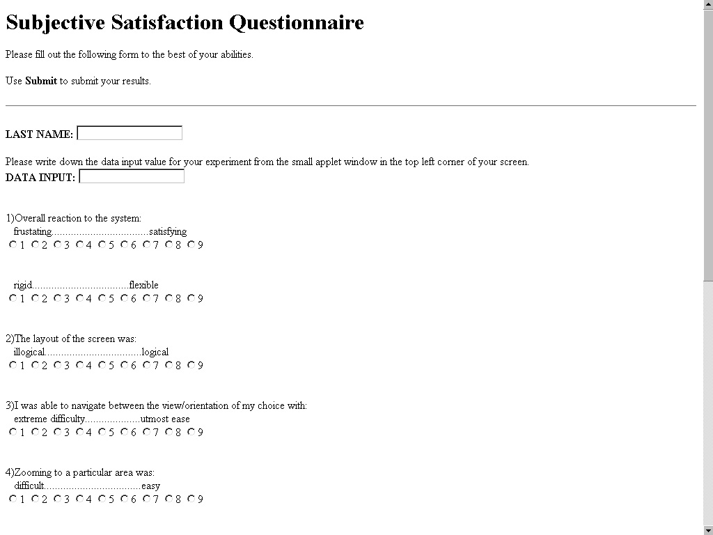 Volunteer Satisfaction Survey Template Corpedo Com