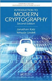 introduction to modern cryptography rh cs umd edu introduction to modern cryptography katz lindell solution manual introduction to modern cryptography second edition solution manual