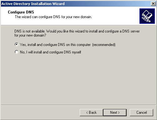 12 I Recommend Selecting The Second Option Permissions Compatible Only With Windows 2000 Servers If Youre Using This Within An Existing Domain Which