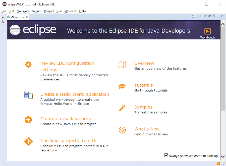 create exe from eclipse java project