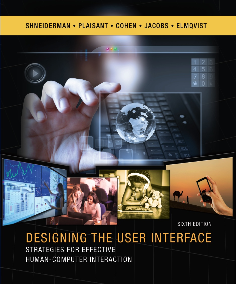 Designing The User Interface 5th Edition Ben Shneiderman Pdf