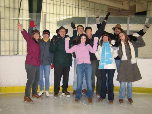Ice Skating 2005