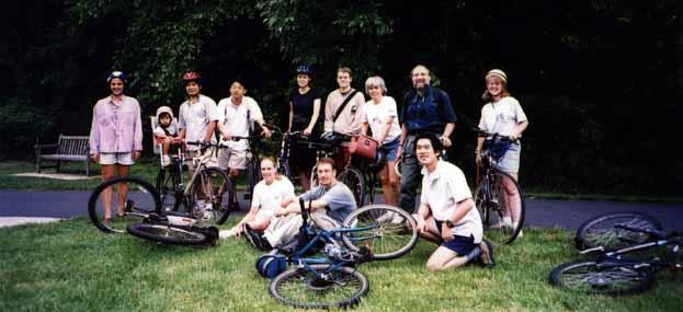Bike Trip 2000