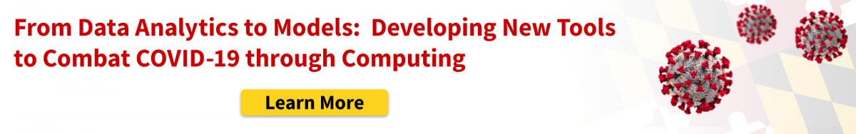 From Data Analytics to Models: Developing New Tools to Combat COVID-19 through Computing