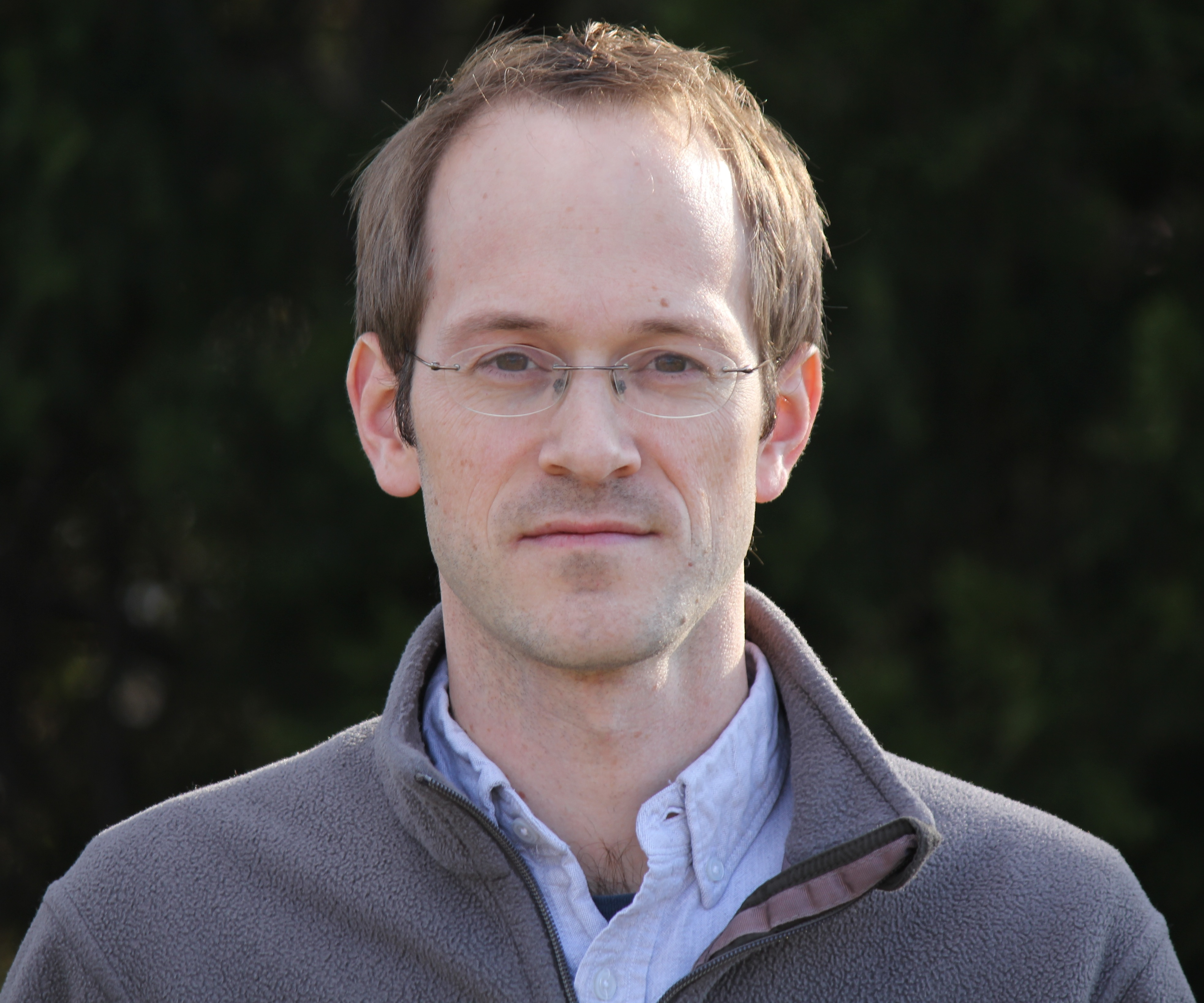 photo of Associate Professor Andrew Childs