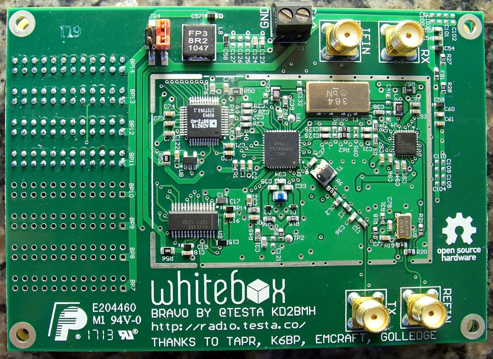Descriptive Image for UMD Graduate Chris Testa Develops Independent, Open Source Transmission Framework