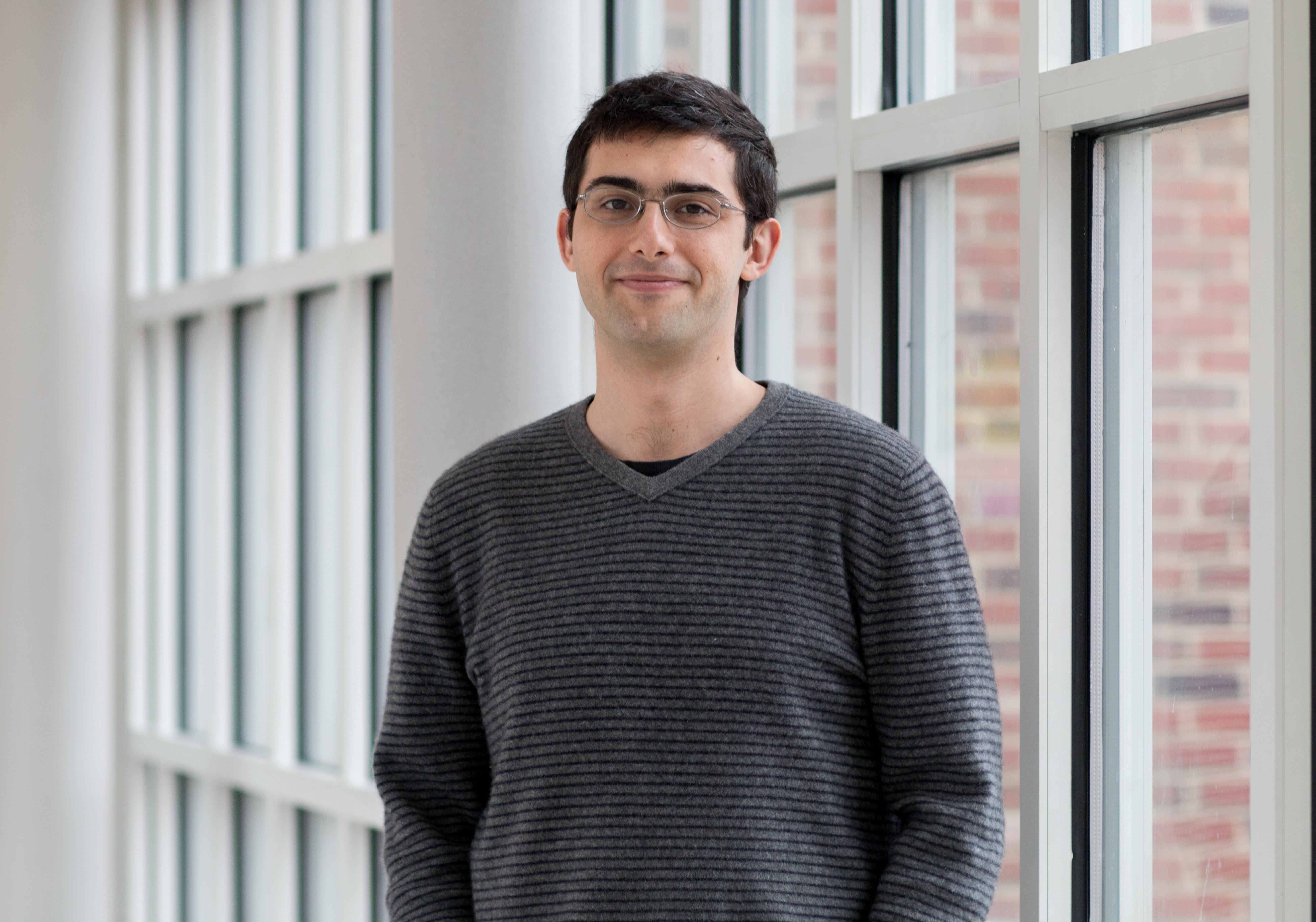 Descriptive image for Garrett Katz named Assistant Professor at Syracuse University