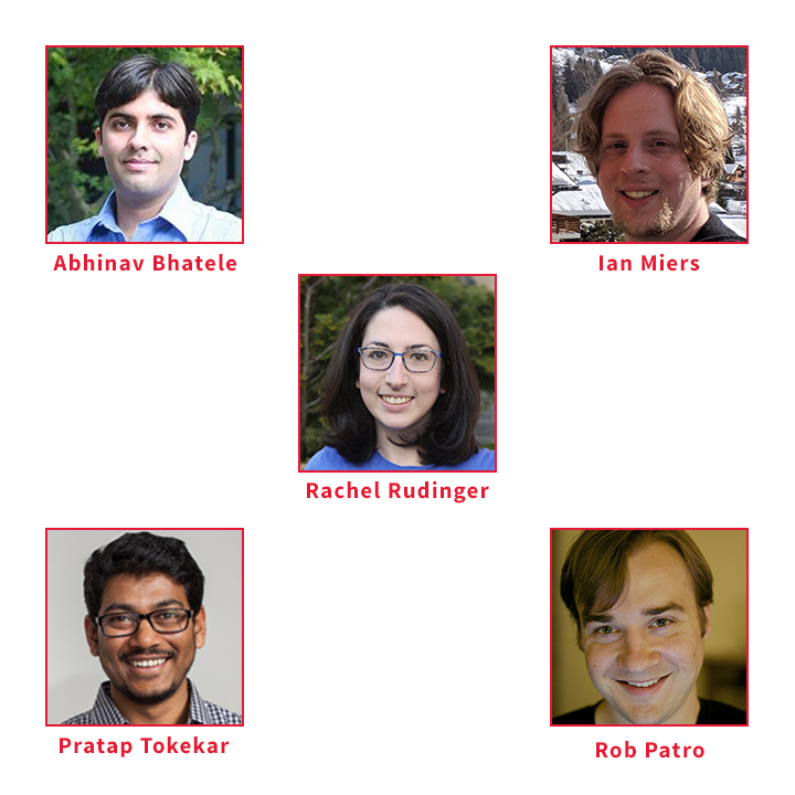 Descriptive image for 5 New Professors join Computer Science Faculty