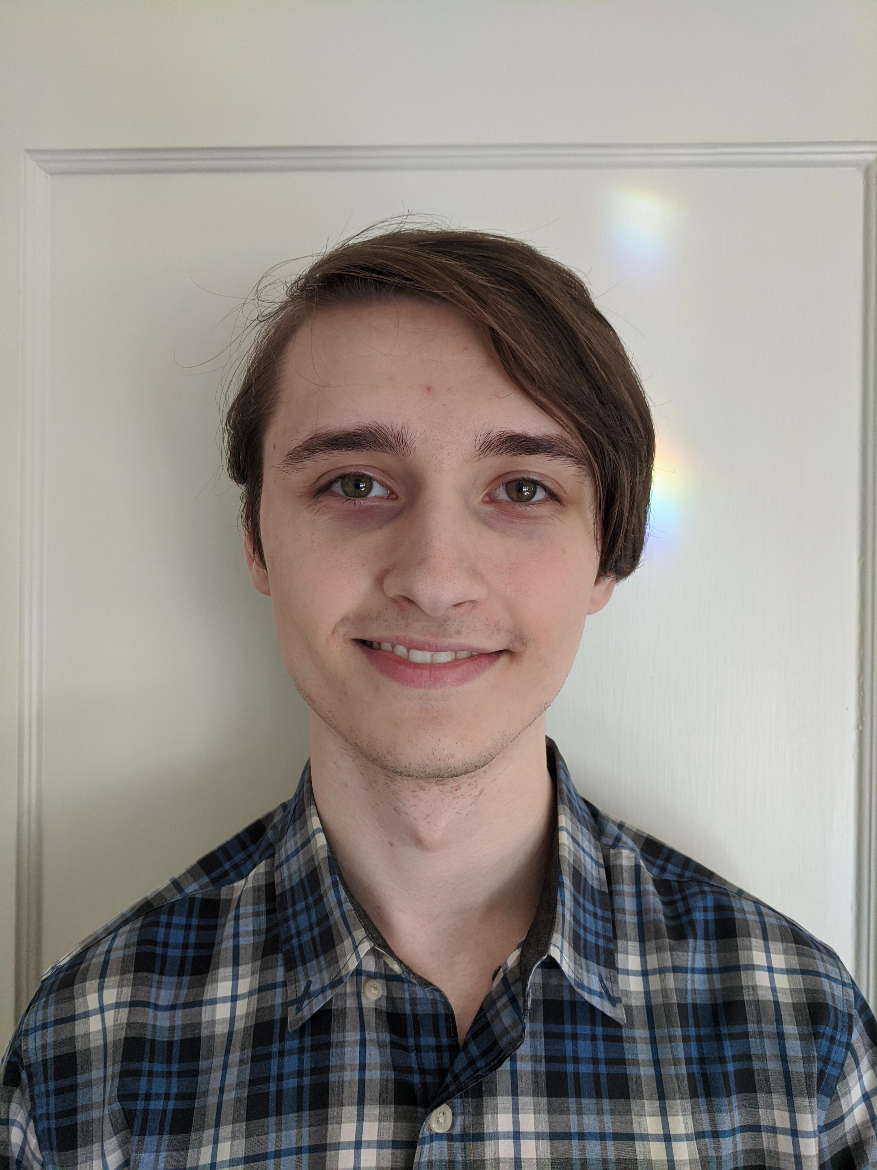 photo of Drew Hamilton