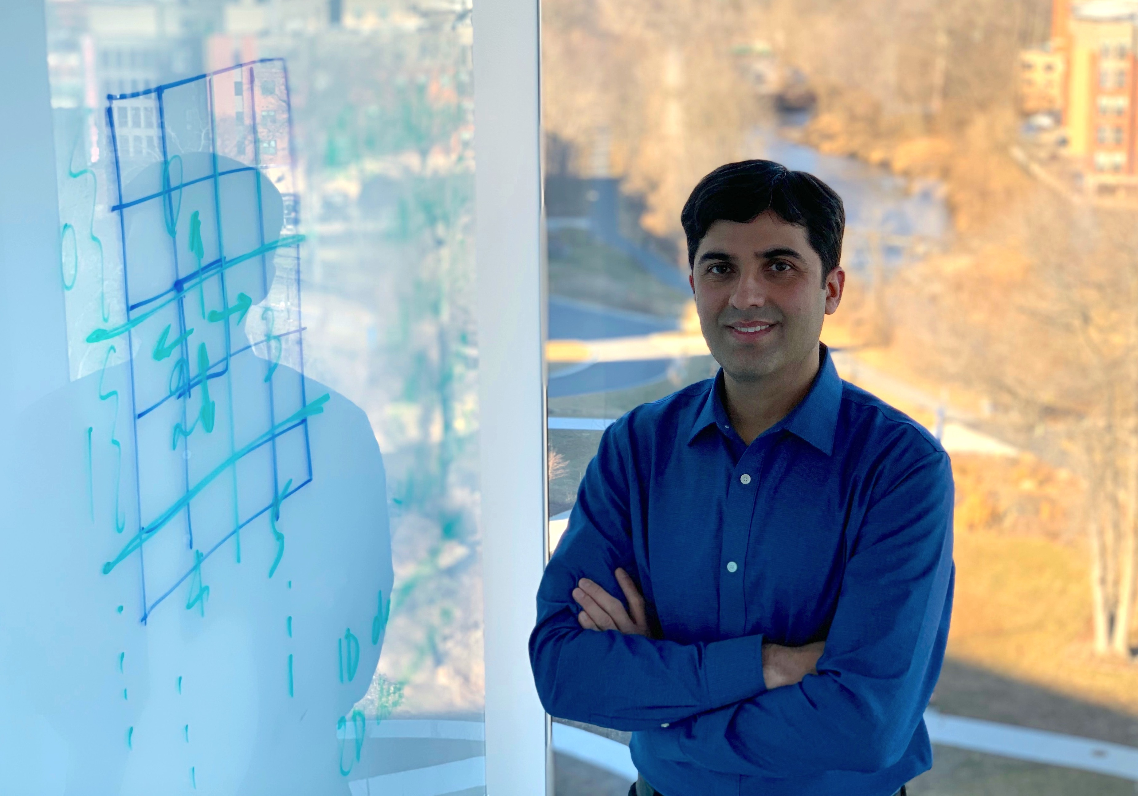 Descriptive image for Abhinav Bhatele Receives NSF CAREER Award to Optimize Parallel Software and Systems