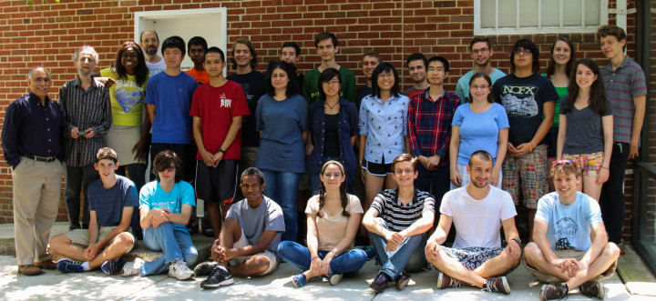 Descriptive Image for Student Researchers begin Summer Combinatorial Algorithms REU at UMD