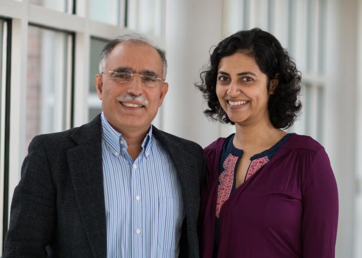 Descriptive image for Barna Saha (Ph.D,'11) is a recipient of a Sloan Research Fellowship