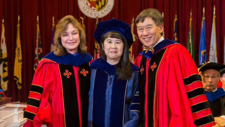 Descriptive image for Elizabeth Stevinson Iribe Chair of Computer Science Ming C. Lin Named 2019 Distinguished University Professor