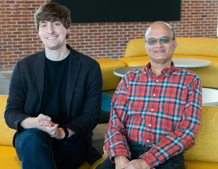 Descriptive image for Aravind Srinivasan and John Dickerson receive 2018 Google Faculty Research Awards