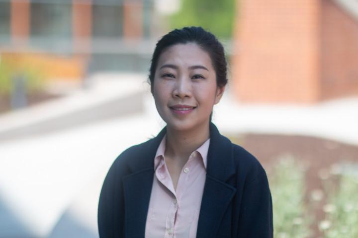 Descriptive image for Assistant Professor Huang receives two awards