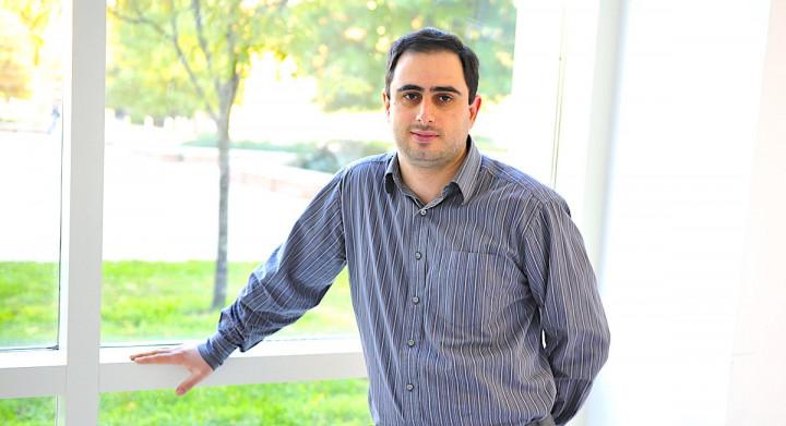 Descriptive Image for Mohammad Hajiaghayi Named Blavatnik National Award Finalist