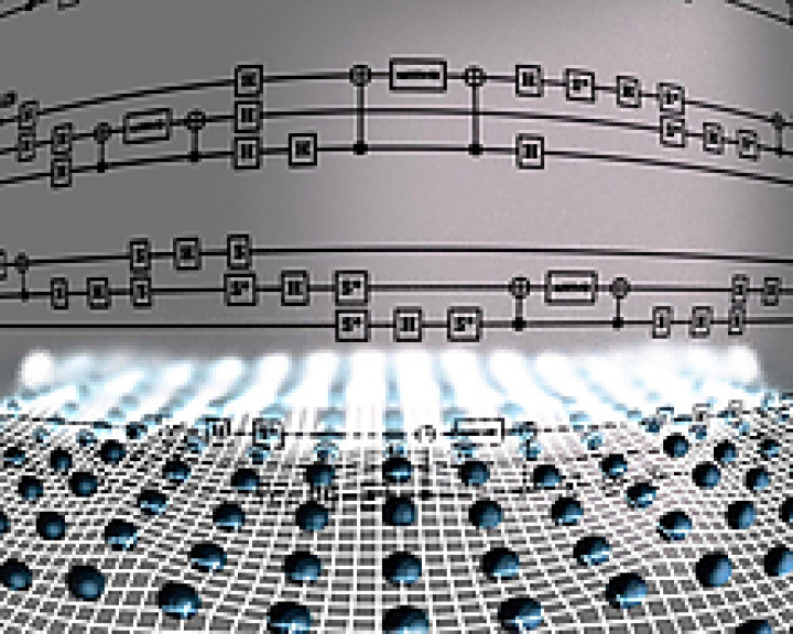 Descriptive image for QuICS Faculty Join New DOE-Funded Quantum Centers