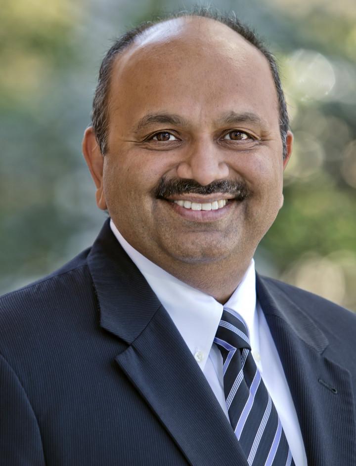 Descriptive image for Amitabh Varshney Named Interim Vice President for Research for UMD, UMB