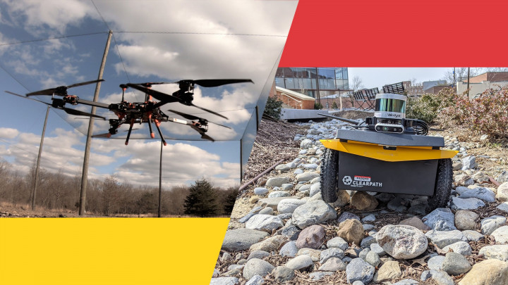 Descriptive image for UMD, UMBC, ARL Announce $68M Cooperative Agreement to Accelerate AI, Autonomy in Complex Environments