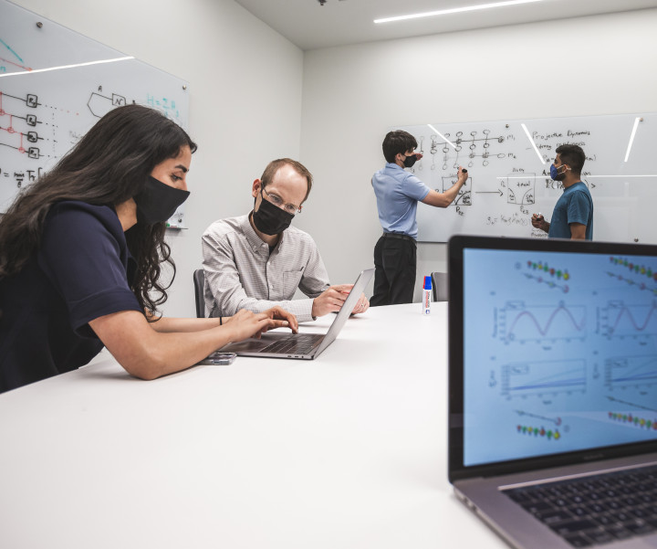 Descriptive image for UMD Leads New $25M NSF Quantum Leap Challenge Institute for Robust Quantum Simulation