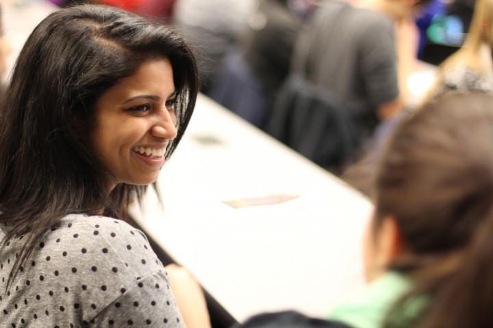 Descriptive image for How the Iribe Initiative's Alumni Mentoring Program Prepares Undergraduates for the Professional World