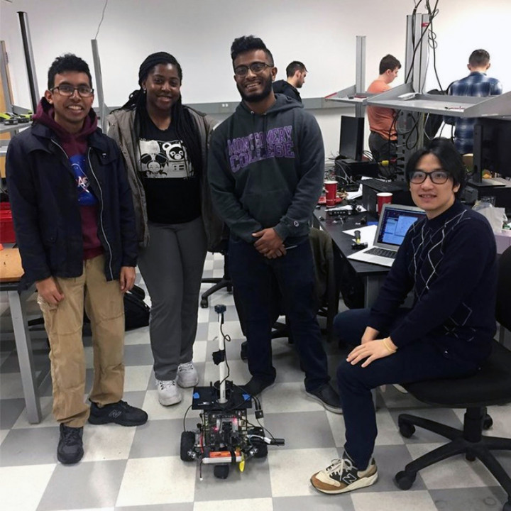 Descriptive image for New for Fall 2021: An undergraduate minor in robotics and autonomous systems