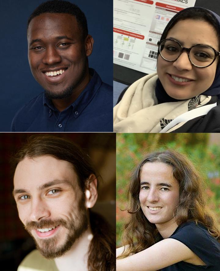Descriptive image for Four CS Graduate Students Receive Ann G. Wylie Dissertation Fellowship
