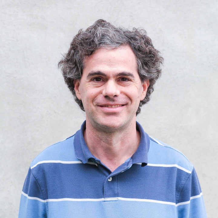 photo of Daniel Gottesman. Credit: Quantum Benchmark