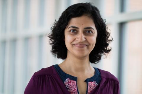 Descriptive image for Alumna Barna Saha awarded NSF Career Award