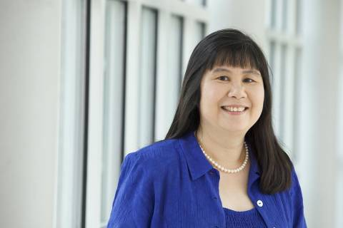 Descriptive image for Ming Lin Named Chair of UMD Department of Computer Science