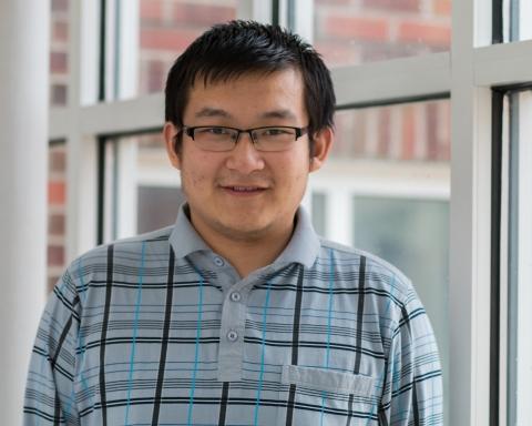 Descriptive image for Tongyang Li awarded  2018 IBM PhD Fellowship