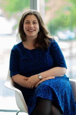 Descriptive image for  Senior Advisor Amy Vaillancourt named Thelma M. Williams Advisor of the Year