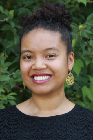 photo of Assistant Professor Leilani Battle
