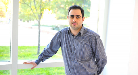 Descriptive Image for Mohammad Hajiaghayi Named Blavatnik National Award Finalist (21006)