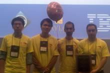 Descriptive Image for CS Team Wins Award at ACM ICPC Finals