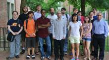 2013 CAAR REU Students