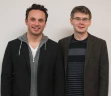 Brendan Iribe and Michael Antonov