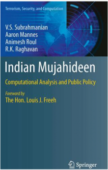Descriptive image for V.S. Subrahmanian Co-authors New Book on the Use of Computer Analysis Techniques to Prevent Terrorist Attacks