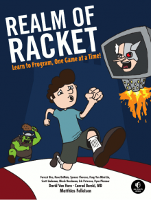 "David Van Horn's ""Realm of Racket"" selected as 2013 Notable Book in Computing"