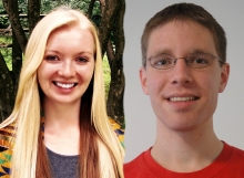 Emily Aster Jones and Matt McCutchen receive 2014 NSF Graduate Research Fellowships