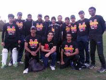 Descriptive image for CS Students Snag Spot in National Cricket Tournament