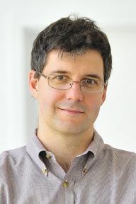 Associate Professor Mihai Pop.
