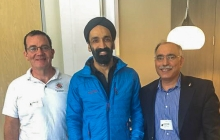 Descriptive image for Alum of the Week: Jagdeep Singh, Founder and CEO, Quantumscape