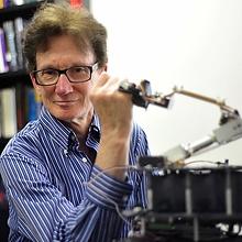 Descriptive image for Professor Don Perlis Awarded AAAI Blue Sky Ideas Prize