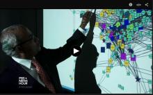 Descriptive image for Professor V.S. Subrahmanian on PBS News Hour