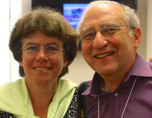 Descriptive image for Ben Shneiderman and Catherine Plaisant win Test of Time Awards at IEEE VISualization Conference