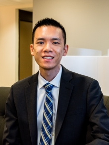 Bryant Lee, '06, founder of Justice Toolbox