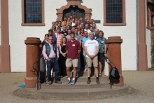 Descriptive image for Mihai Pop co-organizes Dagstuhl Workshop